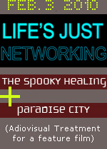 Paradise City & The Spooky Healing